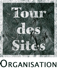 Tour des sites